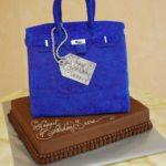 Fondant Birkin Hermes bag