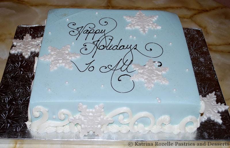 Katrina Rozelle Pastries Amp Desserts Holidays