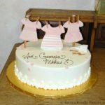Clothesline Cake