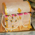 Jewellery Box Birthday Cake