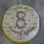 Darling Emilia's 8th Birthday