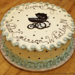 Fancy Carriage on Buttercream