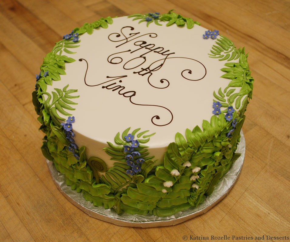 Garden cake theme cake ideas and designs for Garden theme cake designs