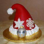 Marie's Santa Hat