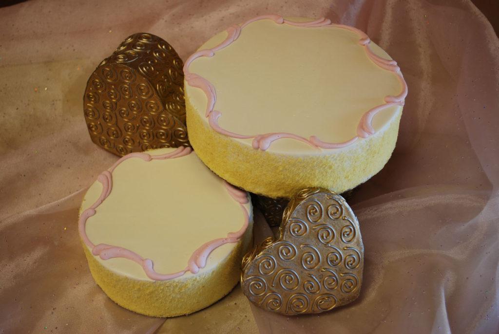 Katrina Rozelle's Classic White Cake
