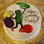 Pickle's Passions Birtday Cake