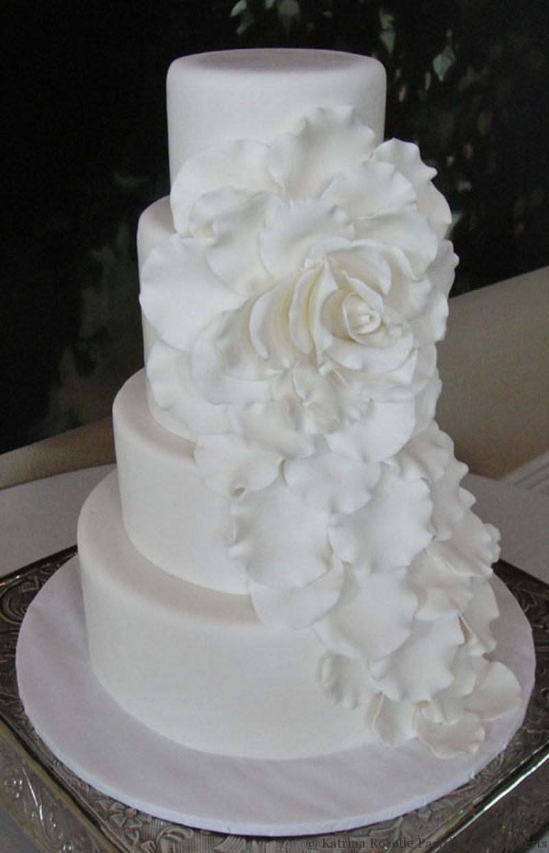 Cake Base Recipe For Fondant